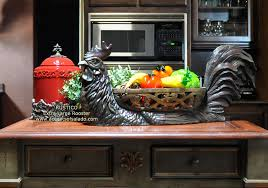 Beste Rooster Accessories For The Kitchen Decor French Country