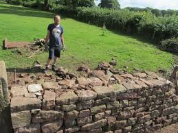 dry stone walling 1 day introduction humble by nature wye
