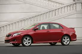 how many per gallon does a toyota corolla get toyota will not recall corollas for sudden acceleration issues