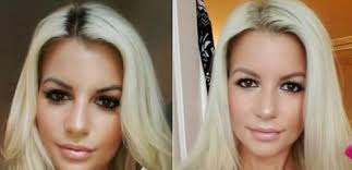 creating roots on blonde hair rootflage light blonde temporary root touch up hair powder