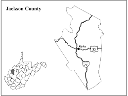 County Map West Virginia by Jackson County Center For Excellence In Disabilities