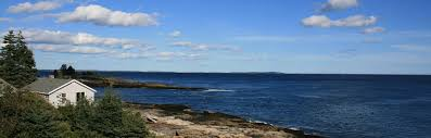 Beachfront Cottage Rental by Oceanfront Cottages Rentals In Maine New Harbor