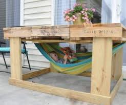 Outdoor Sofa Table by 21 Ways Of Turning Pallets Into Unique Pieces Of Furniture