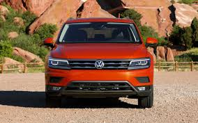 volkswagen tiguan 2016 red comparison volkswagen tiguan sel 4motion 2018 vs ford