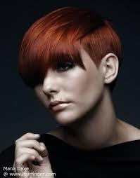 women hair cuts behind ears short haircut that curves around the ear