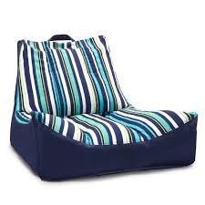 Joe Boxer Chair Amazon Com Big Joe Captain U0027s Float Cozumel Stripe Kitchen U0026 Dining