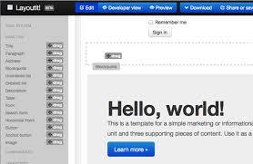 membuat website bootstrap mudahnya membuat desain web dengan twitter bootstrap tutorial web