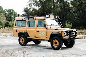 custom land rover defender blog u2014 osprey custom cars