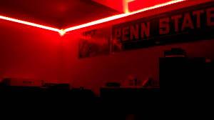 led lights for dorm epic penn state dorm lighting youtube