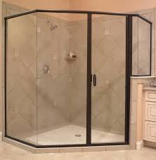 Black Shower Door Bahama Glass Shower Doors And Enclosures
