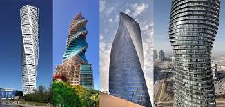 turning torso floor plan twisted skyscrapers around the world amusing planet
