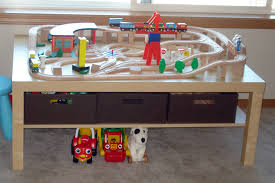 Ikea Play Table by Boys Buildings Books And Berries Best Train Sets