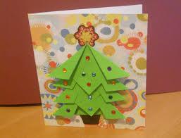 xmas handmade card ideas for celebrating 2015 year christmas