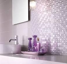 Pink Tile Bathroom Ideas Bathroom Plum Colored Bathroom Walls Purple Bathroom Wastebasket