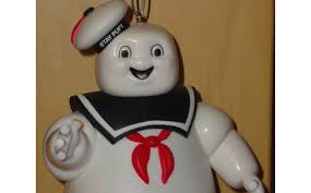 new pictures of stay puft marshmallow ornament