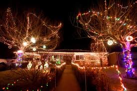 photo story lights of the season shine in greeley