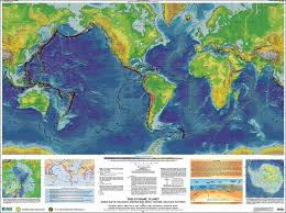 global map earth global volcanism program this dynamic planet map