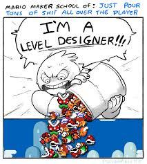 Maker Meme - super mario maker in a nutshell meme by niramou memedroid