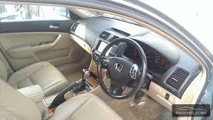Honda Accord 2003 Interior Honda Accord Cl9 2003 For Sale In Lahore Pakwheels