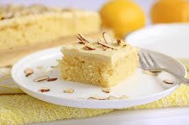 Halloween Poke Cake by Almond Lemon Poke Cake Sugar Salt Magic