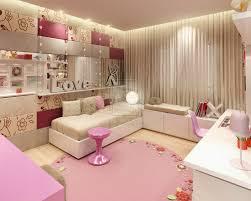 luxury interior bedroom design of the girls bed decor that has