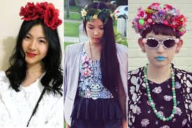 big flower headbands eight ways to make a springtime statement with flower headbands
