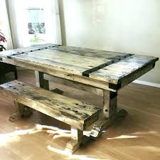 White Distressed Dining Room Table Distressed Dining Room Furniture Distressed Dining Room Table