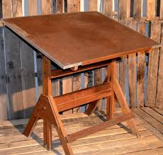 Antique Wooden Drafting Table Antique Wood Drafting Table Jobs4education Com