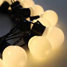 lights string lights decorative string lights white