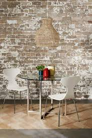 Interior Wall Design Best 25 Painted Brick Walls Ideas On Pinterest How To Whitewash