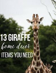 home decor giraffe 13 giraffe home décor items you need my thoughts ideas and ramblings