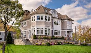 style homes connecticut s best shingle style homes cardello architects