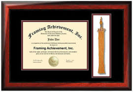 graduation tassel frame college graduation tassel frame degree holder certificate