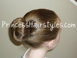 Fancy Hairstyles For Little Girls by Doughnut Bun For Ballet With Hair Net Fantastic Hair Dos And