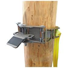 portable winch co pca 1269 tree mount winch anchor with