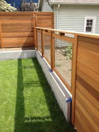 modern trellis fence home u0026 gardens geek