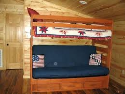 Cabin Bunk Bed Mesmerizing Cabin Bunk Beds Pine Meadow Cabins More Bunk Beds