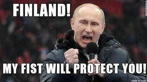 Suomi Memes - putin saviour of finland meme on imgur