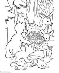 christian coloring pages christmas story printable