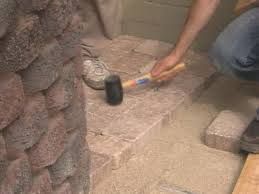 how to install concrete pavers how tos diy