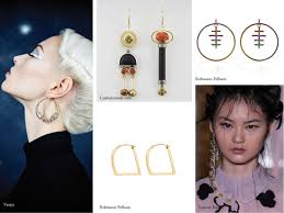 jewelry trends for spring summer 2017 earrings hoops