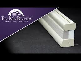 Levolor Cordless Blinds Troubleshooting How To Install A Cordless Cellular Shade Youtube