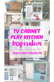 diy inspiration for my tv cabinet play kitchen at home with natalie play kitchen inspiration thebusybudgetingmama