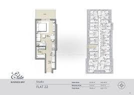 elite business bay studio dubai properties launch