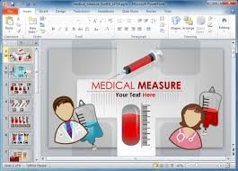 healthcare topics for presentation template powerpoint medical