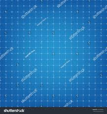 blueprint grid background graphing paper engineering stock vector