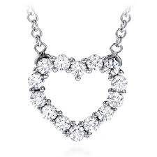 heart drop necklace images Hearts on fire necklaces archives vardy 39 s jewelers png