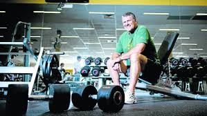 raw power parker lifts his way to world record the maitland mercury