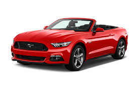 Red Mustang With Black Stripes 2017 Ford Mustang Reviews And Rating Motor Trend
