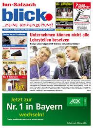 G Stige L K Hen Inn Salzach Blick Ausgabe 36 2016 By Blickpunkt Verlag Issuu